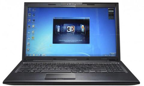 Xnote A530-3D, LG