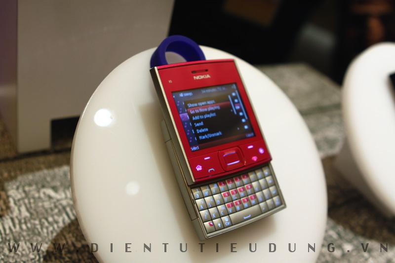 Nokia X5 Data Sheet