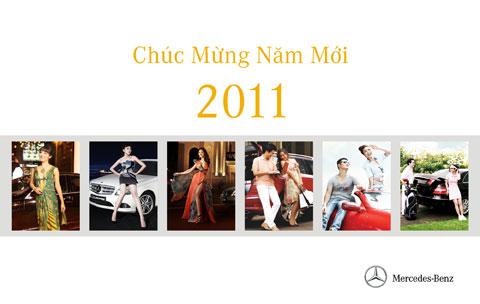 Calendar 2011, mercedes, giáng my, giang my, thanh hang, thanh hằng, hương giang, huong giang, lich, lịch 2011, lich 2011, quang dũng, quang dung, hồng ánh, hong anh, đức tuấn, duc tuan, thanh vân, ốc thanh vân, thanh van, chi bảo, chi bao, việt trinh, viet trinh, Mercedes S-500, S-500, mercedes C300 AMG, C300 AMG, C-300 AMG, mercedes CLS 350, CLS 350, mercedes GLK, GLK, mercedes SLK, SLK 200, mercedes SLK 200, SLK, mercedes E200, E200, cover