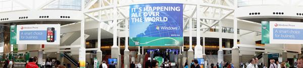 Microsoft, wpc 2011