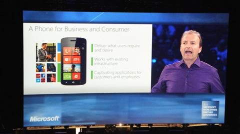 WPC, WPC 2011, Windows phone