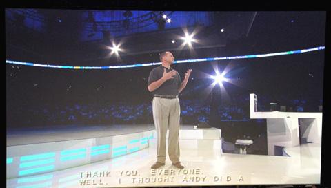 WPC, WPC 2011, Microsoft