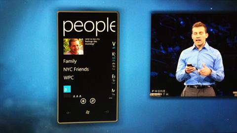 Windows Phone Mango, Samsung, wpc 2011