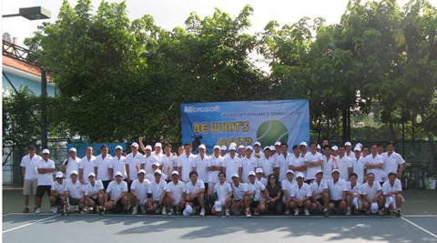 Microsoft Dynamics Tennis Cup 2011