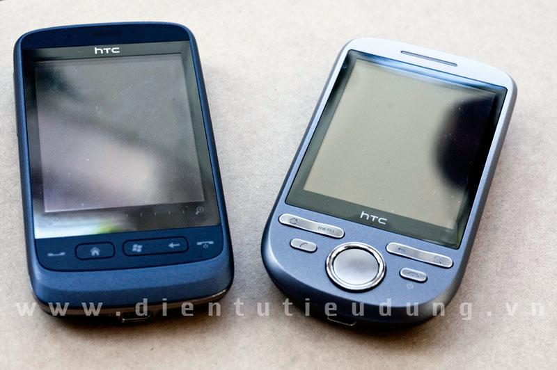 HTC Touch2 và Tattoo