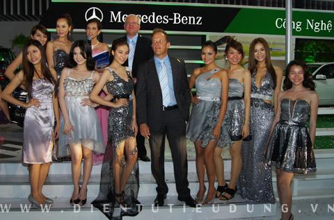 Ban giám đốc Mercedes