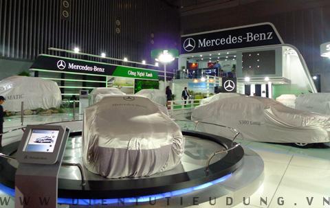 Toàn cảnh Mercedes