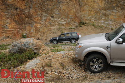 Everest off-road