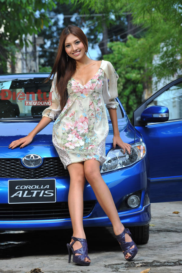 Toyota Altis 2009