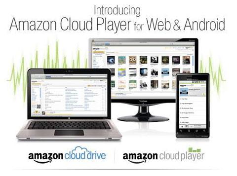 cloud Drive và cloud Player