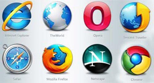 web, Internet Explorer, Firefox, Google Chrome, Opera, Safari, trinh duyet web, hiem hoa
