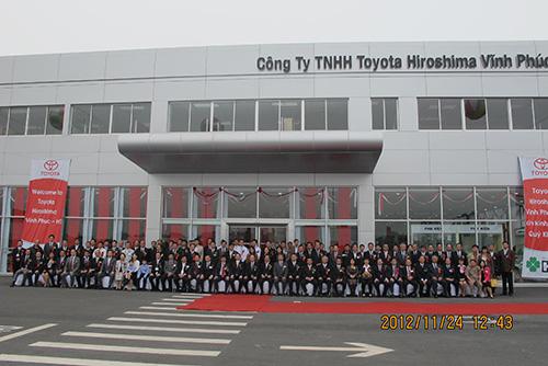 Toyota, Toyota Hiroshima Vinh Phuc , dai ly Toyota Vinh Phuc, xe hoi