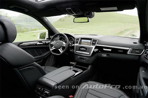 Mercedes-Benz, Mercedes-Benz GL63 AMG 2013, gia xe, cong nghe, xe hoi