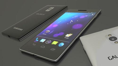 alaxy S IV, Samsung, Galaxy S II, Galaxy S III, iPhone, Apple, cong nghe, smartphone