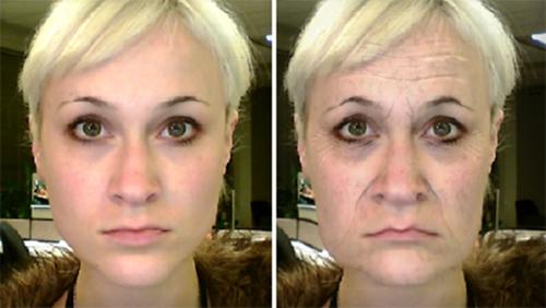 ung dung, Face Retirement, cong nghe, photoshop, anh photoshop, khuon mat sau 50 nam