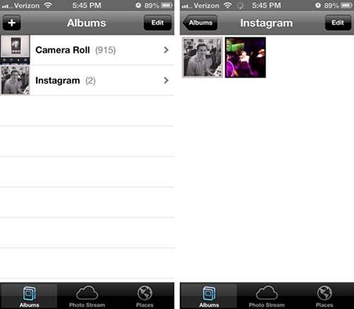 Instagram, tinh nang moi, smartphone , may tinh bang , iphone , ipad , iOS , trao luu chup anh , cong nghe