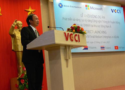 Microsoft, nang cao ki thuat doanh nghiep Dong Nam A, Microsoft Viet Nam, cong nghe, cong nghe thong tin truyen thong