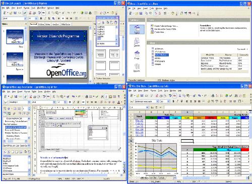 Microsoft Office, openoffice , kingsoft office, ung dung van phong, phan mem may tinh mien phi, cong nghe