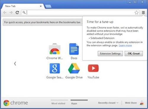 Chrome, Chrome 25, Google, phan mo rong, tang cương bao mat, tinh nang moi, trinh duyet