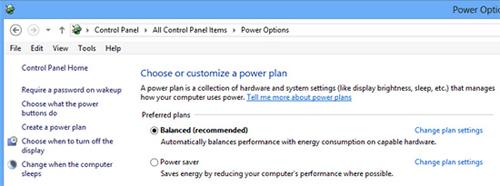 saving, windows 8, laptop, tablet, internet, windows 7, windows 8, ki thuat may tinh, tiet kiem pin, meo tiet kiem pin