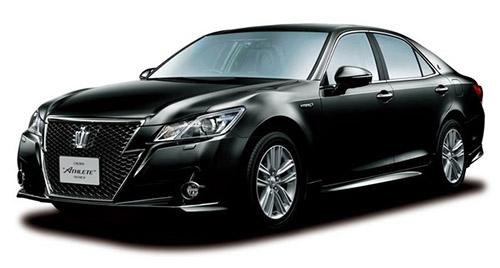 Toyota, Toyota Crown Royal, Toyota Crown Athlete, xe hoi, xe hơi