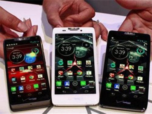 Android, smartphone, Droid Razr HD, Droid Razr Maxx HD. Google, cong nghe