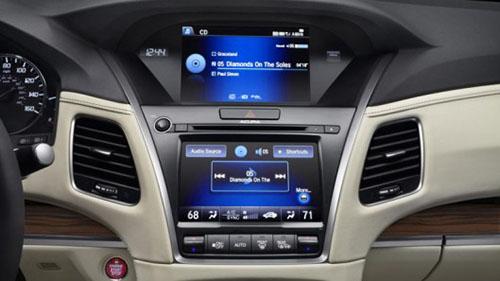 Acura RLX 2014, RLX, Acura, xe hoi, cong nghe