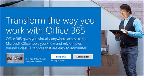 Microsoft Office, Microsoft, phien ban Customer Preview, phien ban tai doanh nghiep, cong nghe