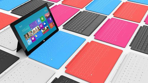 Microsoft Surface, Microsoft, tablet, Nexus, Windows 8, doanh so Microsoft Surface hon 1 trieu chiec, cong nghe,