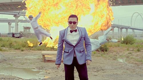 Youtube, Psy, Gangnam style, video, Psy kiem nua trieu do voi Gangnam Style
