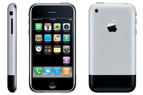 Apple, iPhone, smartphone, iOS, Steve Jobs, cong nghe, 6tuoi, iPod, iPad, cong nghe