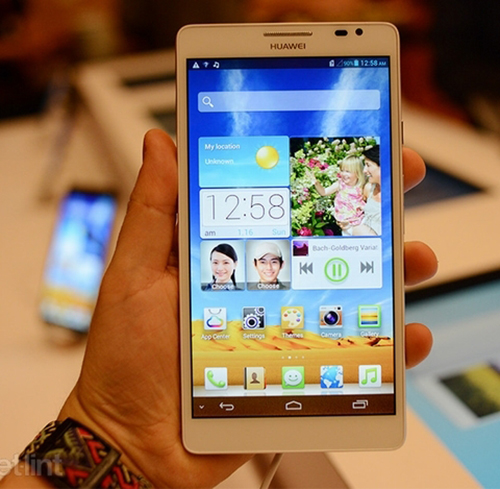 Smartphone 2013, Smartphone, man hinh to, độ nét cao, CES, tiet kiem pin, chip khung