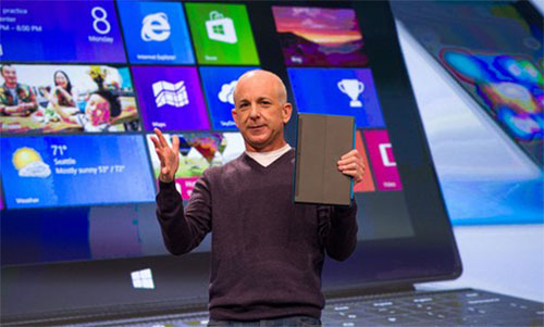 Microsoft,  iPhone, Windows, Apple, cuu giam doc, su dung