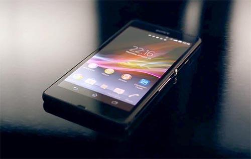 Sony Xperia Z, CES 2013, Sony Xperia, Sony, giai thuong, CES