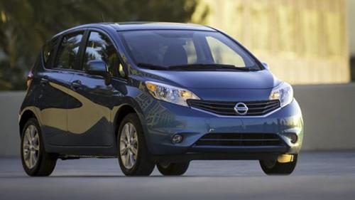 Nissan,  Versa Note, gioi thieu, xe hoi, trien lam  Detroit, Nissan Versa Note