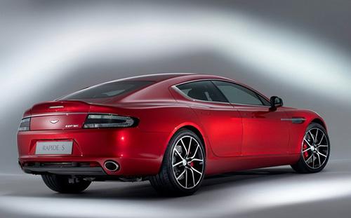 aston martin, Aston Martin Rapide, Aston Martin Rapide S, Sedan the thao, xe hoi, sieu xe