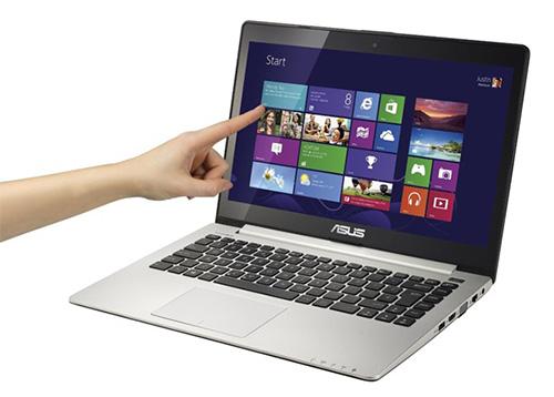 Asus, gioi thieu, laptop, VIvobook S300, Vivobook, cong nghe, utrabook