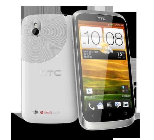 HTC vừa mới giới thiệu chiếc điện thoại Desire U dành cho người dùng phổ thông tại Trung Quốc và Đài Loan. Trong khi giá của chiếc máy này chưa được tiết lộ thì cấu hình của nó được thông tin khá đầy đủ, bao gồm có CPU đơn nhân 1GHz, màn hình 4