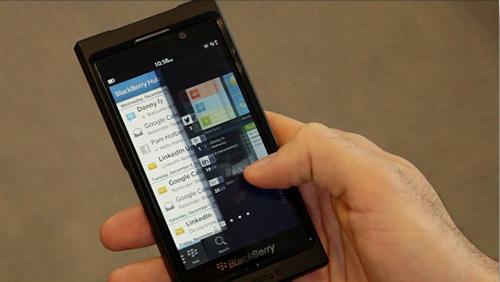 BlackBerry 10, BlackBerry, khac biet, cong nghe, rim