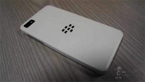 BlackBerry Z10,  BlackBerry, rim, smartphone, phien ban trang