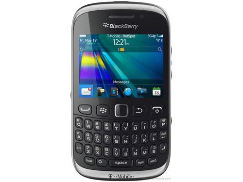 RIM, BlackBerry Curve, smartphone, ban phim, QWERTY, cong bo, cong ngh