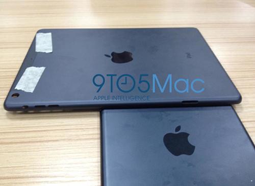 iPad 5 hỗ trợ kết nối 4G LTE với ăng ten lắp ở trền cùng mặt sau.