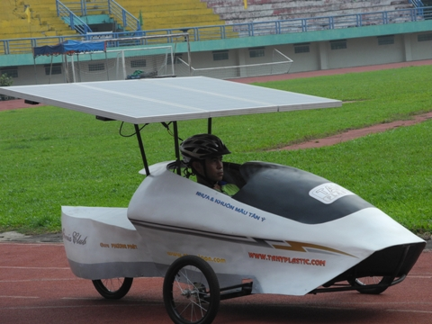 solar car 2011
