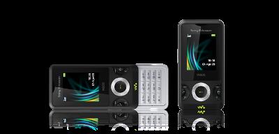 W205 gọn nhẹ và trẻ trung. Ảnh: Sony Ericsson