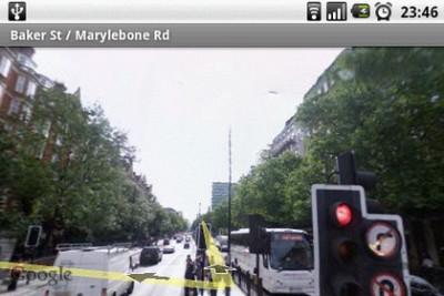 Tính năng Street View chỉ có ở các nước lớn. Ảnh: Tech Radar