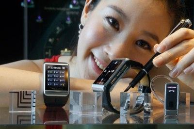 Samsung S9110 mới ra mắt. Ảnh: Samsung
