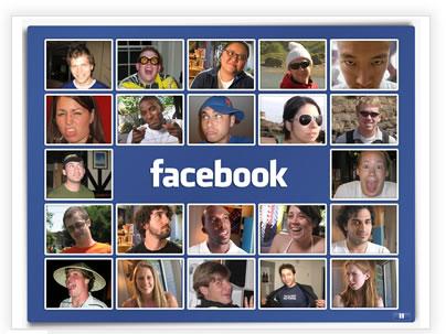Mạng xã hội Facebook ngày càng thu hút nhiều người tham gia