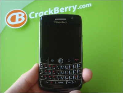 BlackBerry Onyx. Ảnh: CrackBerry.com