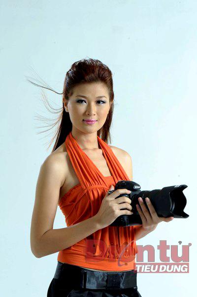 Nikon D3x chuyền nghiệp