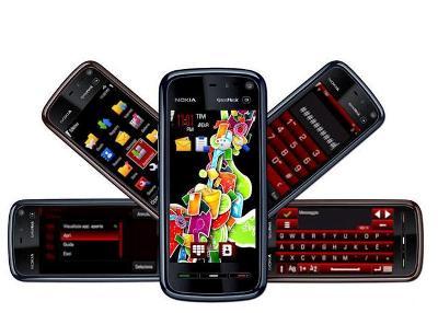 Nokia 5800 sử dụng S60 v5